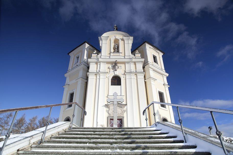 Poutní kostel Maková